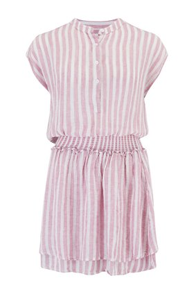 Rails Angelina Dress in Rose Stripe