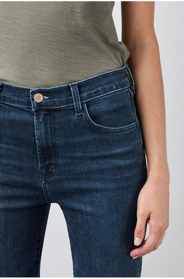 ruby cropped jean in nightshade