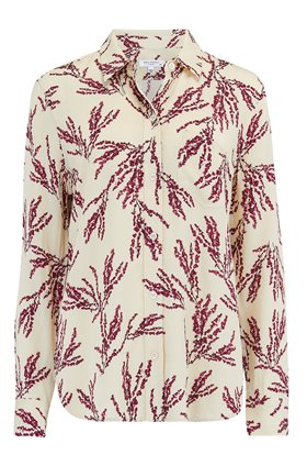 Equipment Leema Shirt in Sand Dollar Multi