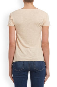 jac51 short sleeve t-shirt in sand