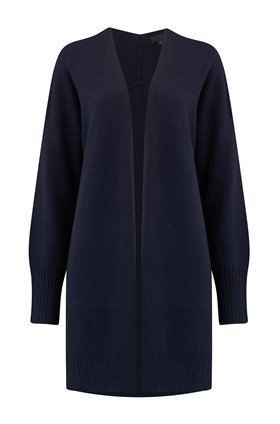360 Sweater Ariana Cardigan in Navy