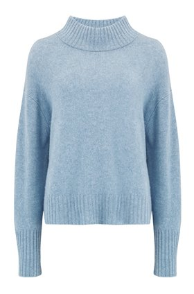 360 Sweater Lyla Jumper in Stonewashed