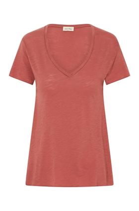Jac51 Short Sleeve T-Shirt in Vine Peach