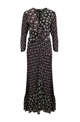 Rixo Chelsea Dress in Bunch Floral
