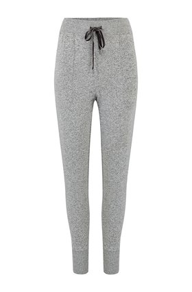 Rails Devon Jersey Pant in Melange Grey