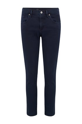 Citizens of Humanity Jeans Elsa Girlfriend Jean in Uniform Blue