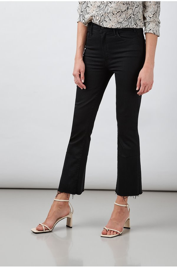 hustler ankle fray jean in not guilty