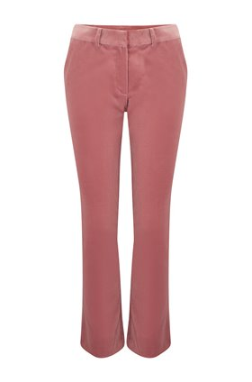 Frame Perfect Trouser in Old Rose