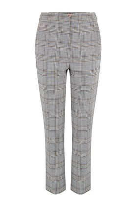 Tailored by Rebecca Taylor  Trouser in Plaid Suiting