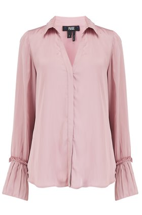 abriana shirt in blush