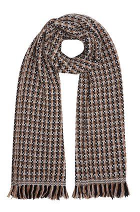 DOUCE GLOIRE NATTEY SCARF IN BEIGE MIX