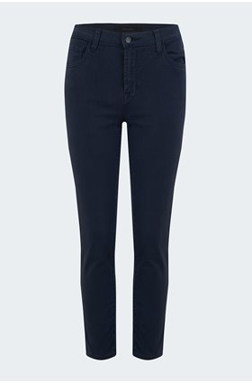 ruby cropped jean in dark iris