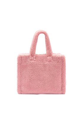 Stand  Lolita Teddy Bag in Light Pink