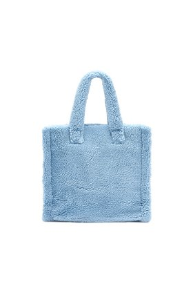 Stand  Lolita Teddy Bag in Sky Blue