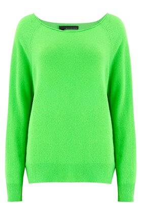 360 Sweater Jolene Jumper in Kermit