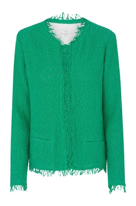 Shavani Jacket in Emerald