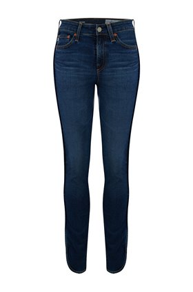 AG Jeans Mari Straight Leg Jean in 10 Years Defined