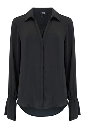 abriana shirt in black