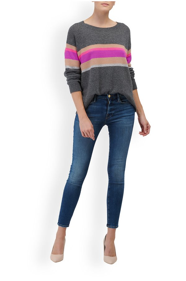 gemma stripe jumper