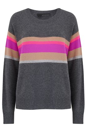 360 Sweater Gemma Stripe Jumper