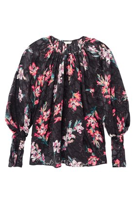 Noha Floral Top