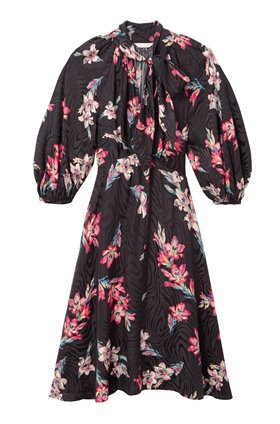 Noha Floral Dress