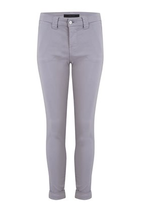 J Brand Jeans PAZ SLIM TAPER TROUSER IN ZEUS GREY