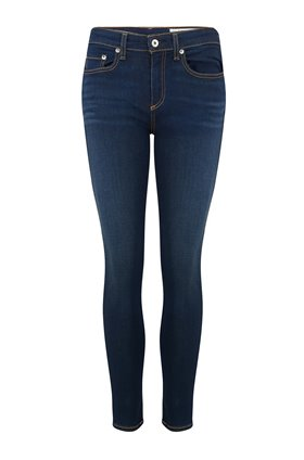 cate mid rise skinny ankle jean in carmen