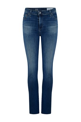 AG Jeans Mari Straight Leg Jean in 12 Years Idiosyncratic
