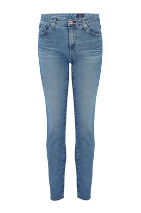 prima ankle cigarette jean in precision