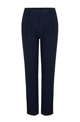 SIDE STRAP PULL-ON TROUSERS IN BALTIC