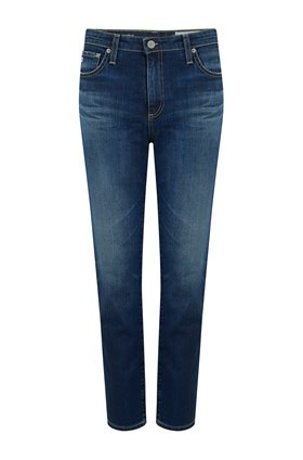 AG Jeans ISABELLE STRAIGHT LEG JEAN IN 7 YEARS EARNEST
