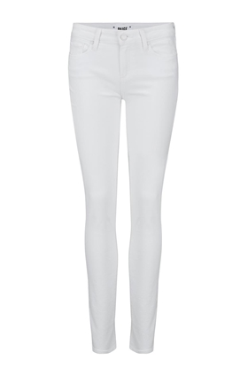 skyline skinny jean in crisp white