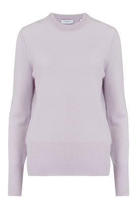 Equipment SANNI CREW JUMPER IN LAVENDER FOG