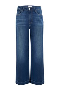 anessa crop wide leg jean in big bear
