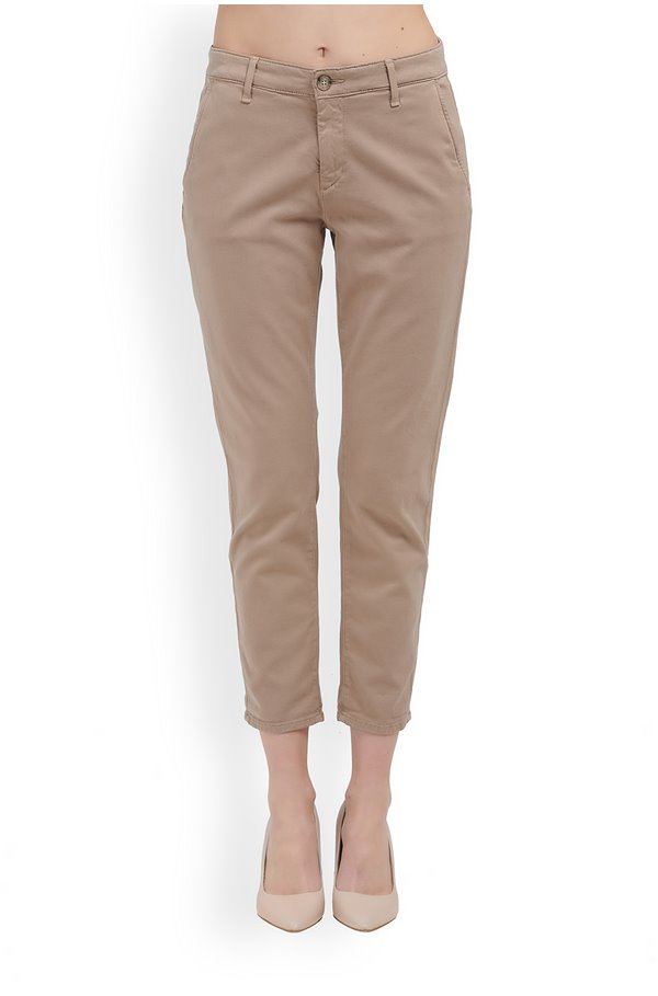 caden trouser in parched trail