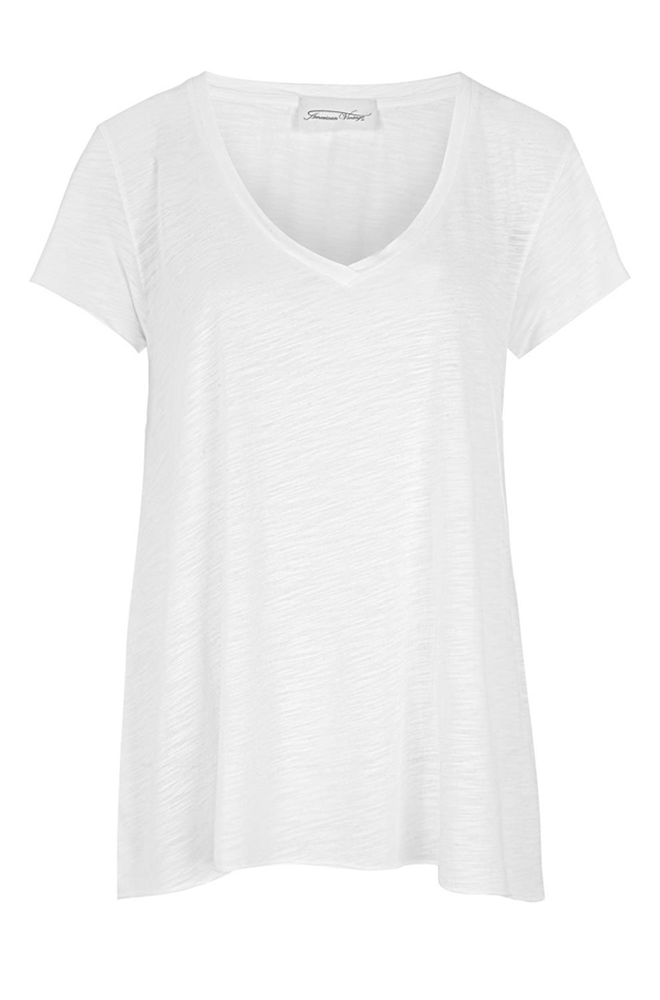 jac51 short sleeve tee in white