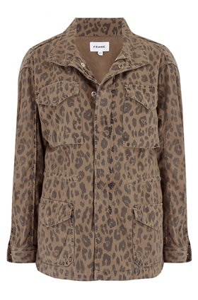 spring cheetah jacket