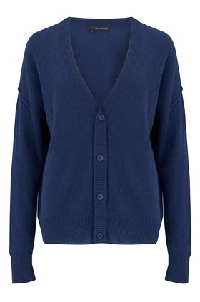 kristen cardigan in navy