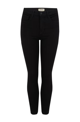 margot skinny jean in noir