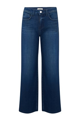 danica wide leg jean in bering