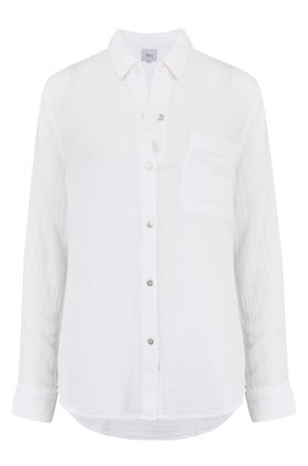 ellis shirt in white