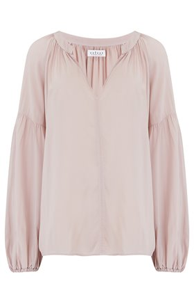 EXCLUSIVE ELAINE CHALLIS TOP IN PETAL