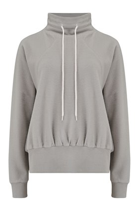 maceo sweat in grey marl