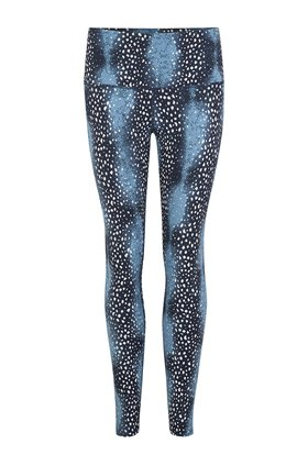 estrella legging in night sky
