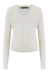 soren sweater in ivory