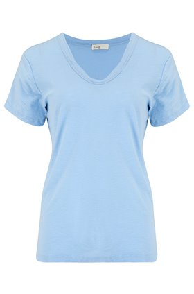 any scoop t-shirt in chambray