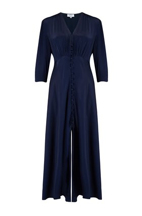 madison dress in navy