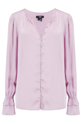 vienne blouse in fragrant rose