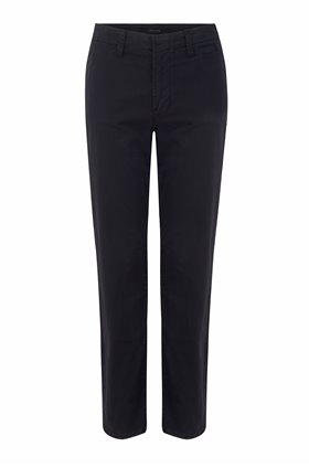 ollie relaxed trouser in navy